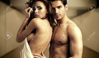 20619427-young-couple-in-romantic-pose-Stock-Photo-couple-sexy-sensual